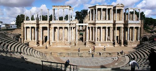 Facts about Roman Theatre