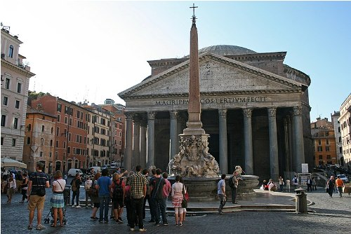 Facts about The Roman Pantheon