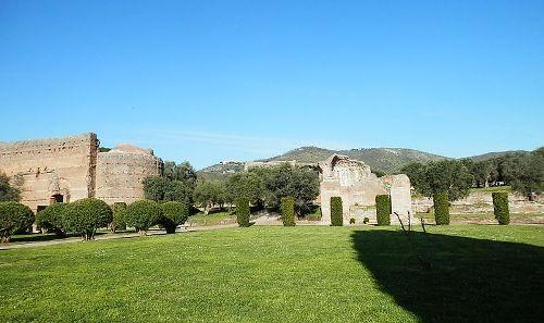 Hadrian Roman Villas
