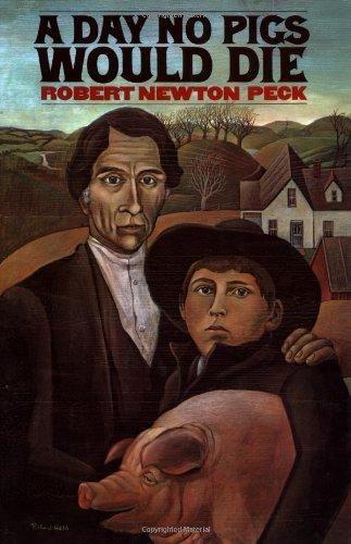 Robert Newton Peck Book