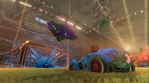 Rocket League Pic