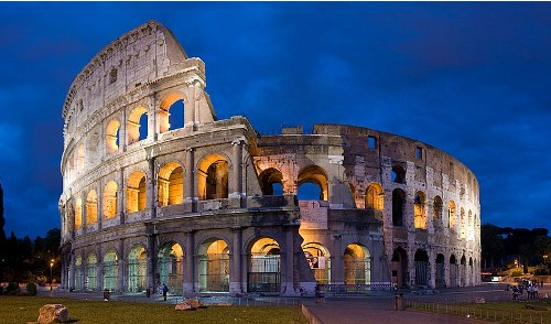 Roman Amphitheatres Pic