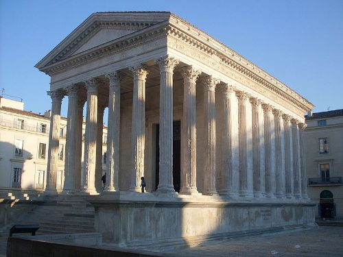 Roman Architecture Facts