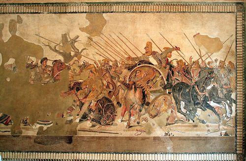Roman Mosaics Image