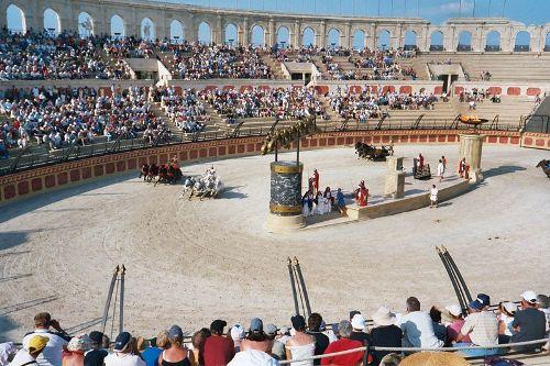 Roman Sports Image
