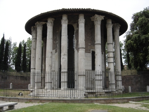 Roman Temples Facts