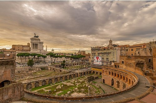 Rome Italy Facts