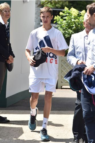 Romeo Beckham Facts