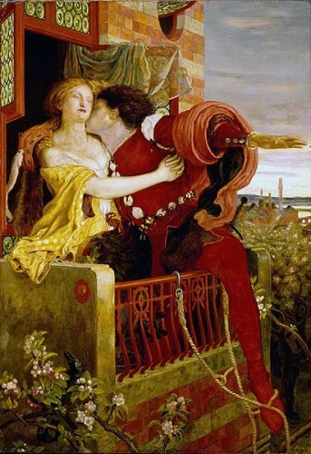 Shakespeare's Play Romeo and Juliet
