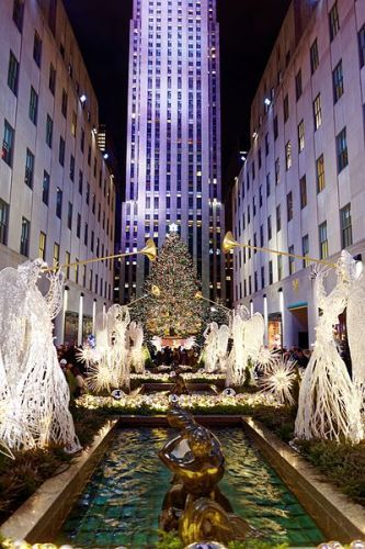 The Rockefeller Christmas Tree Facts