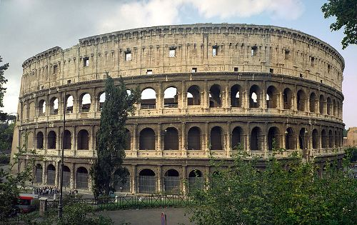 The Roman Colosseum Facts