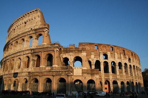 The Roman Colosseum Pic
