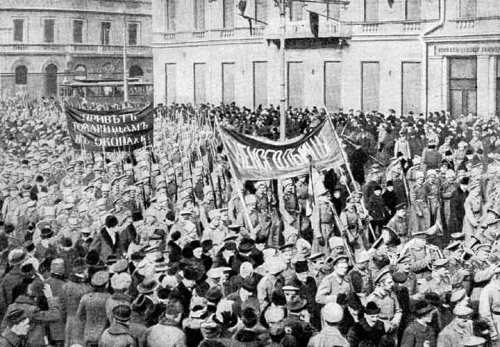 Facts about Russian Revolution