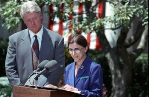 Facts about Ruth Bader Ginsburg