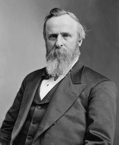 Facts about Rutherford B. Hayes