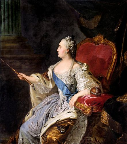 Russian Empire Catherine