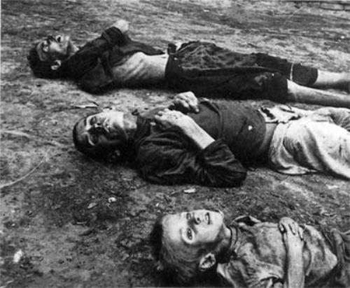 Russian History Famine