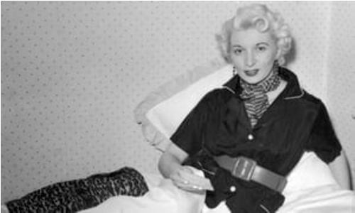Ruth Ellis Pic