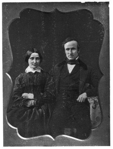 Rutherford B. Hayes and Wife