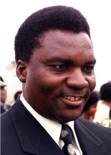 Rwanda Habyarimana