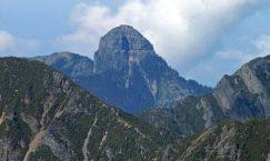 Taiwan Mountain