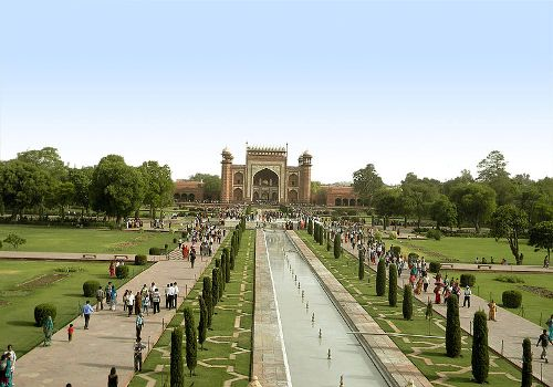 Taj Mahal Facts