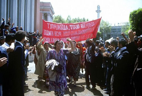 Tajikistan Rally