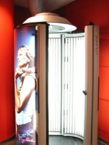 Tanning Beds Pic