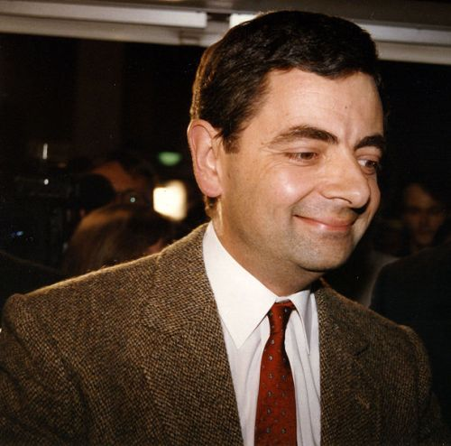 Facts about Rowan Atkinson
