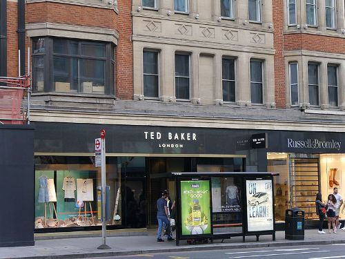 Facts about Ted Baker
