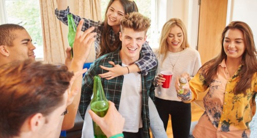 Facts about Teenage Drinking