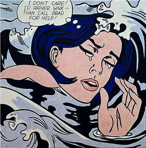 Roy Lichtenstein Art