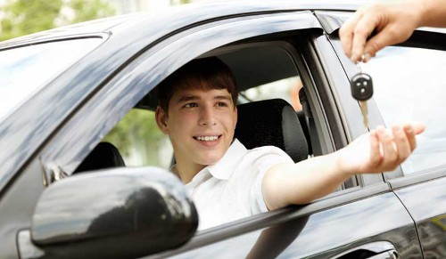 Teenage Driving Facts