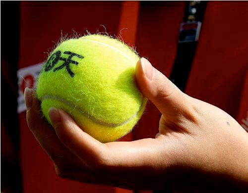 Tennis ball Facts