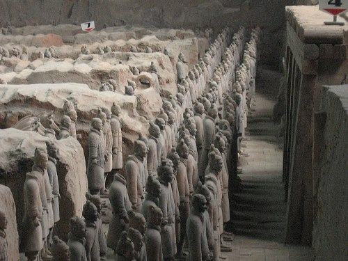 Terracotta Warriors Pic