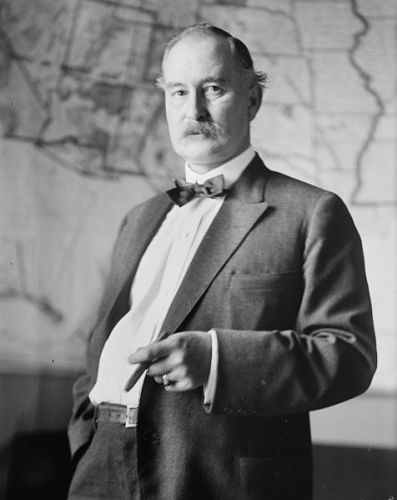 The Teapot Dome Scandal Albert B Fall