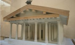 The Temple of Jupiter
