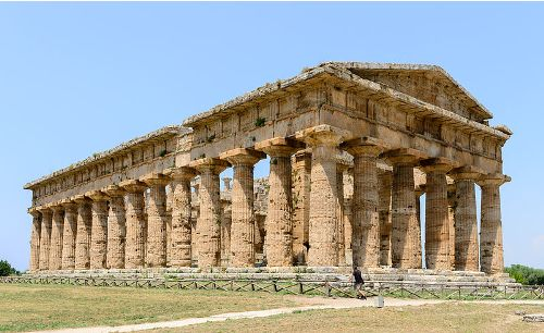 the Temple of Zeus Facts