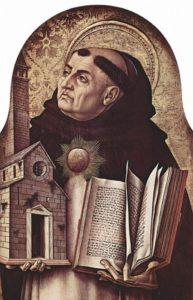 Facts about Saint Thomas Aquinas