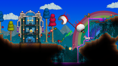 Facts about Terraria