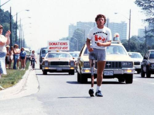 Facts about Terry Fox