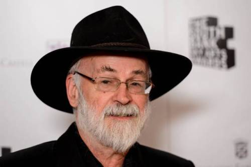 Facts about Terry Pratchett