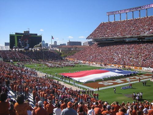 Facts about Texas Longhorns