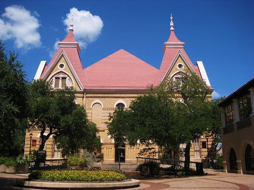 Facts about Texas State University