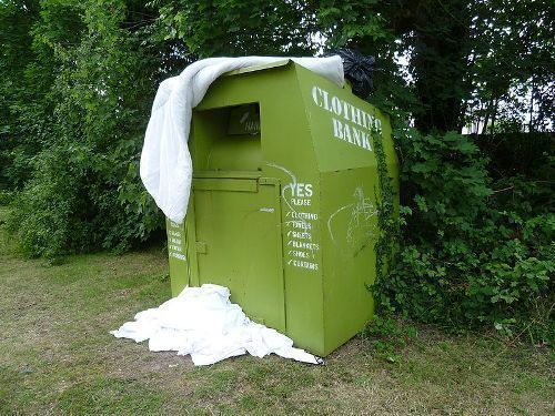 Facts about Textile Recycling