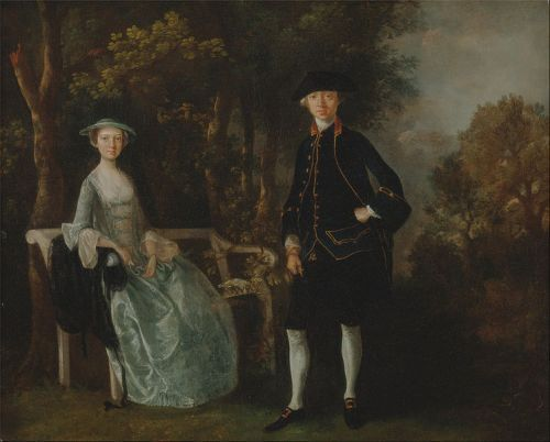 Facts about Thomas Gainsborough