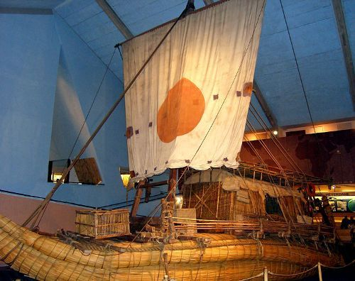 Facts about Thor Heyerdahl