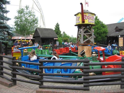 Facts about Thorpe Park