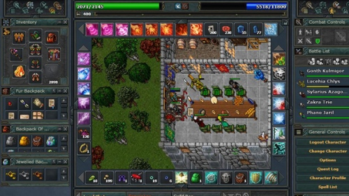 Facts about Tibia
