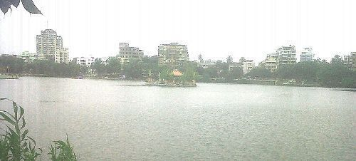 Lake in Thane